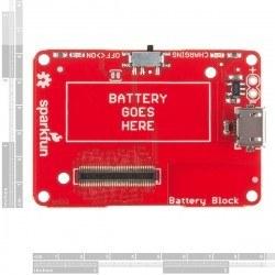 SparkFun Block for Intel® Edison - Power - Thumbnail