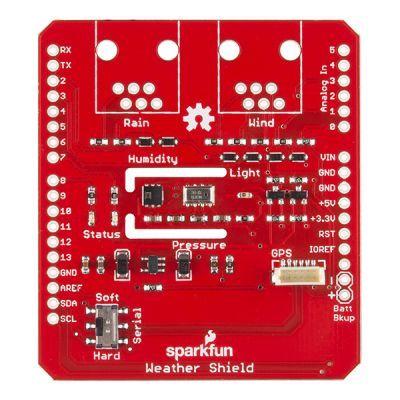 SparkFun Hava Durumu Shield'i - Weather Shield
