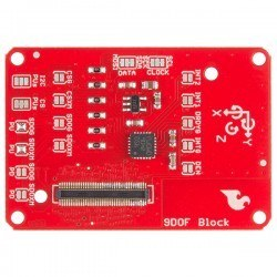 SparkFun Intel® Edison için Blok - 9 Eksen IMU - 9 Degrees of Freedom - Thumbnail