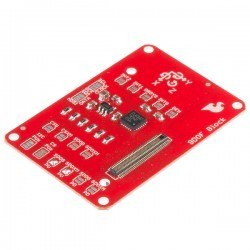 Sparkfun - SparkFun Intel® Edison için Blok - 9 Eksen IMU - 9 Degrees of Freedom