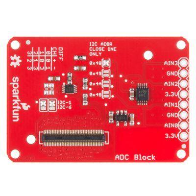 SparkFun Intel® Edison için Blok - ADC