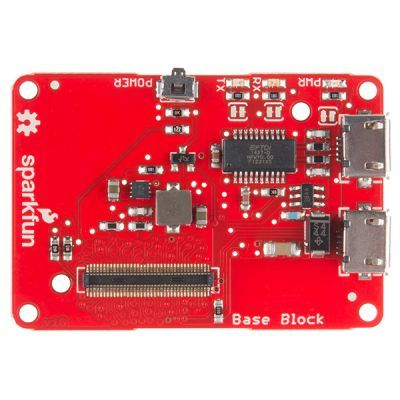 SparkFun Intel® Edison için Blok - Base