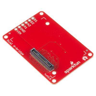 SparkFun Intel® Edison için Blok - Çift H Köprülü Motor Sürücü - Dual H-Bridge