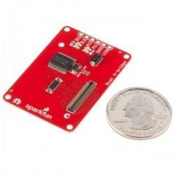 SparkFun Intel® Edison için Blok - Çift H Köprülü Motor Sürücü - Dual H-Bridge - Thumbnail