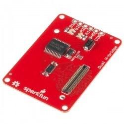 Sparkfun - SparkFun Intel® Edison için Blok - Çift H Köprülü Motor Sürücü - Dual H-Bridge