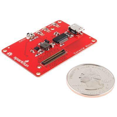 SparkFun Intel® Edison için Blok - Console