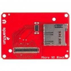 SparkFun Intel® Edison için Blok - microSD - Thumbnail