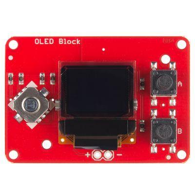 SparkFun Intel® Edison için Blok - OLED