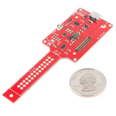 SparkFun Intel® Edison için Blok - Raspberry Pi B