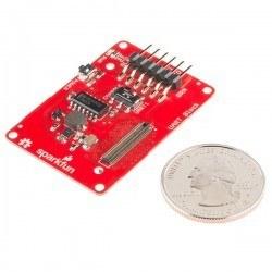 SparkFun Intel® Edison için Blok - UART - Thumbnail
