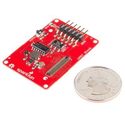 SparkFun Intel® Edison için Blok - UART