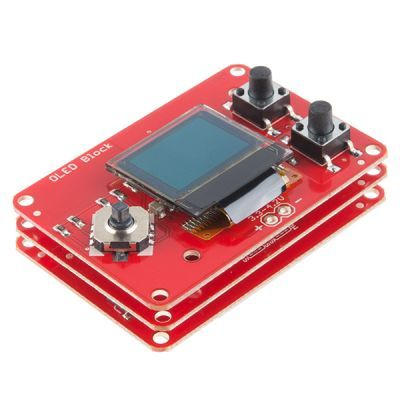 SparkFun Intel® Edison için Sensör Paketi