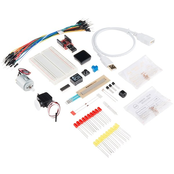Buy sparkfun inventor s kit for microview with cheap price