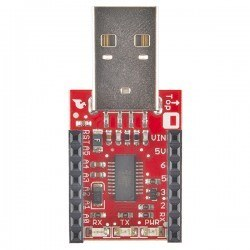 SparkFun MicroView - USB Programlayıcı - USB Programmer - Thumbnail