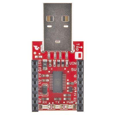 SparkFun MicroView - USB Programlayıcı - USB Programmer