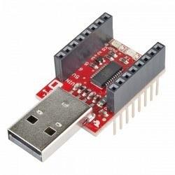 Sparkfun - SparkFun MicroView - USB Programmer