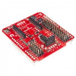 Sparkfun - SparkFun Motor Driver Xbee Shield - Ludus Protoshield Wireless