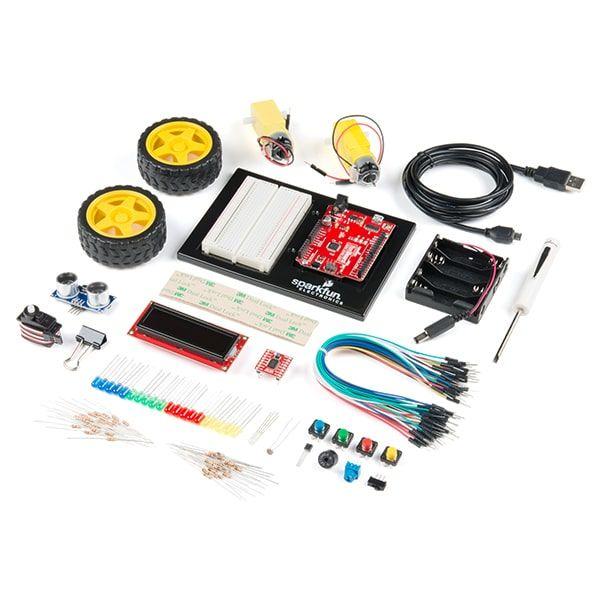 SparkFun Mucit Kiti - Inventor's Kit - v4.0
