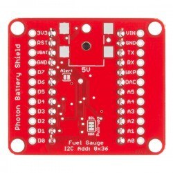 SparkFun Photon Battery Shield - Thumbnail