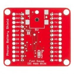 SparkFun Photon Battery Shield - Thumbnail