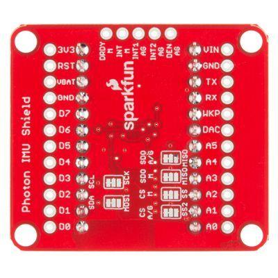 SparkFun Photon IMU Shield
