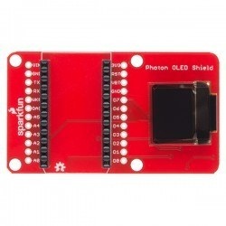 SparkFun Photon Micro OLED Shield - Thumbnail