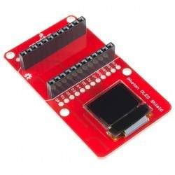 Sparkfun - SparkFun Photon Micro OLED Shield