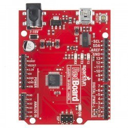 SparkFun RedBoard Arduino Kartı - Programmed with Arduino - Thumbnail