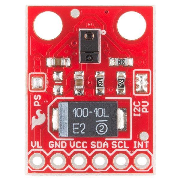 SparkFun RGB Işık ve Hareket Sensörü - APDS-9960