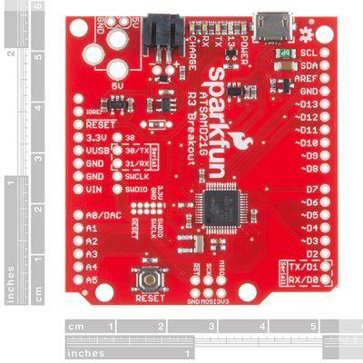SparkFun SAMD21 Developer Board