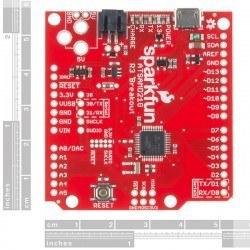 SparkFun SAMD21 Geliştirme Kartı - Thumbnail