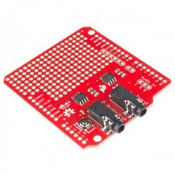 Sparkfun - SparkFun Spectrum Shield