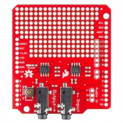 SparkFun Spectrum Shield - Thumbnail