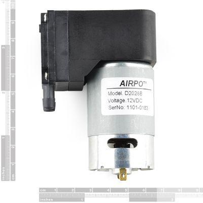 Sparkfun Vacuum Pump - 12V