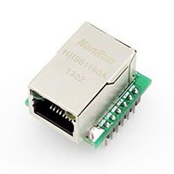SPI'dan Ethernet/TCP/IP Dönüştürücü - W5500, USR-ES1 - Thumbnail