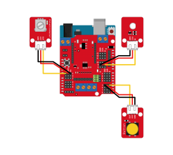 Starter Kit with Scratch Programming for Arduino - Thumbnail