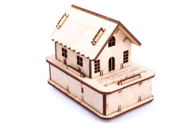 Stemist Box 2020 Evde Üret Anaokul - Çocuklar İçin Eğitici Oyun