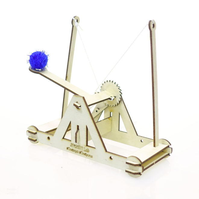 Stemist Box Da Vinci Catapult