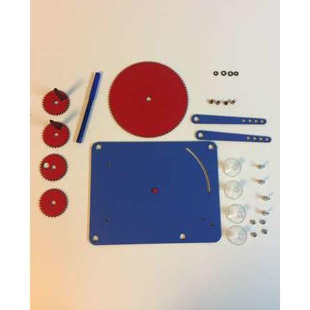 Stemist Box Gear Art