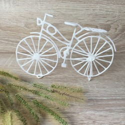 Stencil For 3D Printing Pen - Bicycle - Thumbnail