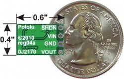 Step-Down Voltage Regulator D24V3AHV - Thumbnail