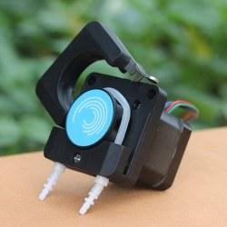 Step Motorlu Peristaltik Sıvı Pompası - Thumbnail