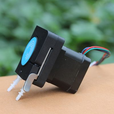 Stepper Motor Driven Peristaltic Pump