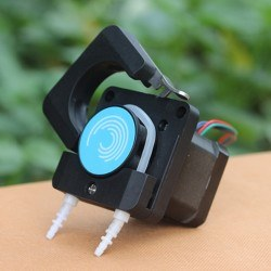 Stepper Motor Driven Peristaltic Pump - Thumbnail