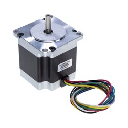 Pololu - Stepper Motor: Unipolar/Bipolar, 200 Steps/Rev, 57×56mm, 3.6V, 2 A/Phase