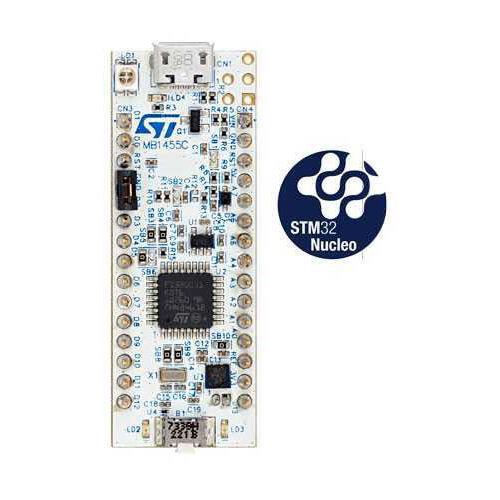STM32 CPU NUCLEO-G031K8