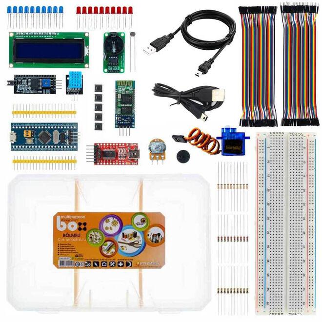 STM32F103C8T6 Project Development Kit