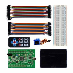 STM32F407G Discovery Project Kit - With Book - Thumbnail