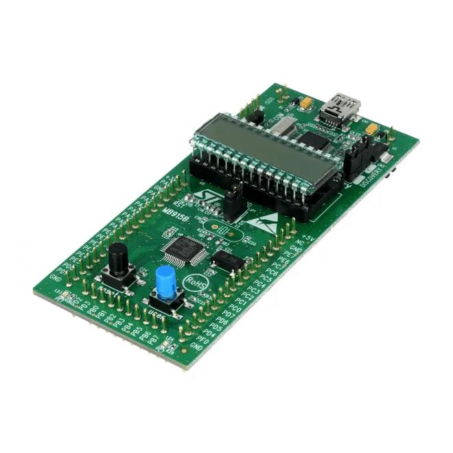 STM8L CPU STM8L-DISCOVERY