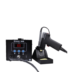 Sunline - Sunline Digital Heat Regulated Vacuum Soldering Iron Station 948